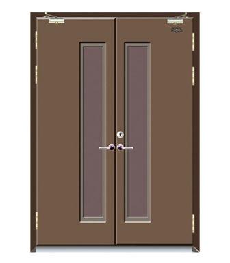 Fire Rated Steel door-JFD-LX007