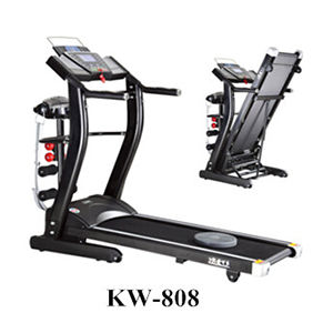 new products 2015 New design electric commercial treadmill-KW-808