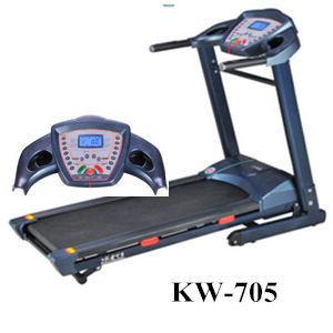 2015 New design electric commercial treadmill-KW-705