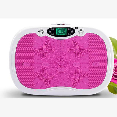 2015 Newest Design LCD Screen Crazy Fit Massager-KW668