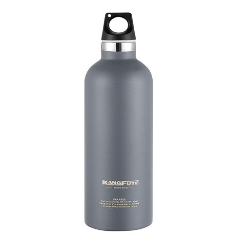 Stainless steel double wall sports vacuum bottle-KFT-SD-500
