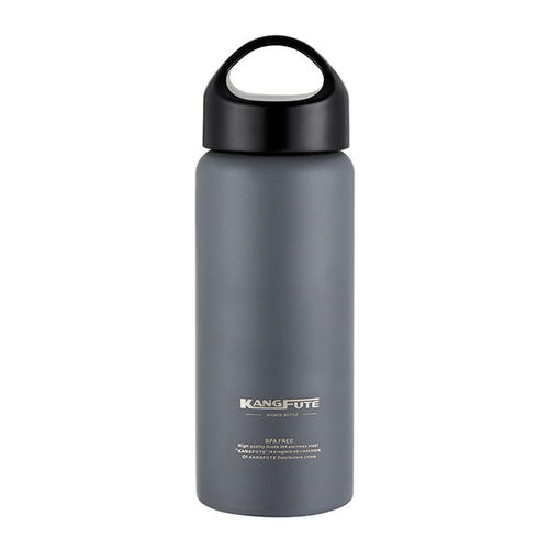 Stainless steel double wall sports vacuum bottle-KFT-SWJ-500