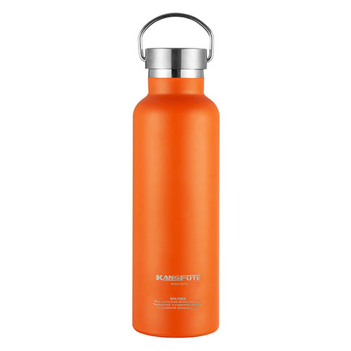 Stainless steel double wall sports vacuum bottle-KFT-SWD-750