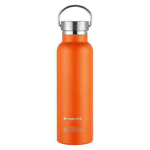 Stainless steel double wall sports vacuum bottle-KFT-SWD-600