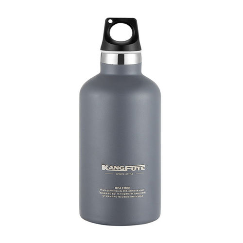 Stainless steel double wall sports vacuum bottle-KFT-SD-350