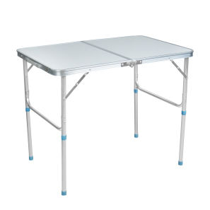 Folding aluminum table-KT-703