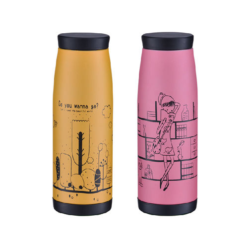 stainless steel vacuun water bottle-XLD-122