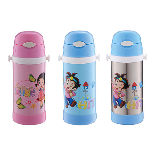 stainless steel baby bottle-XLD-413