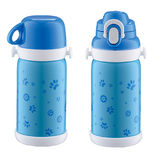 stainless steel baby bottle -XLD-411
