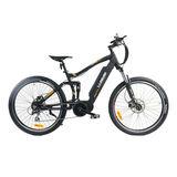 Moutain bike-LMTDF-43L