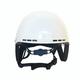 helmet in white