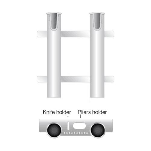 Fishing rod holder-LK9021
