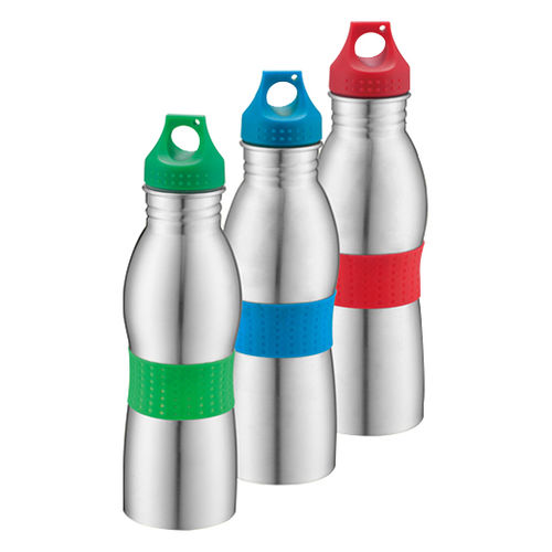 STAINLESS STEEL SPORTS BOTTLE-LS-S214