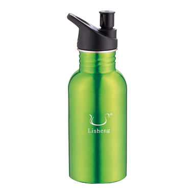 STAINLESS STEEL SPORTS BOTTLE-LS-S202