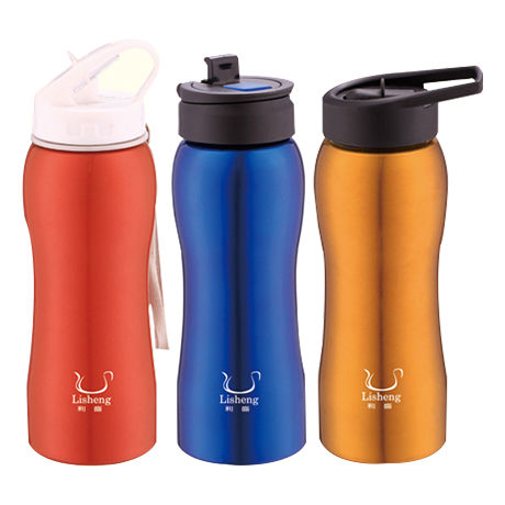 STAINLESS STEEL SPORTS BOTTLE-LS-S304