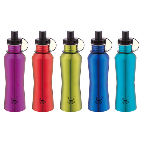 STAINLESS STEEL SPORTS BOTTLE-LS-S216