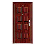 Steel interior door  -bafang Security doorsFAM-D-LY-906(D class)