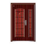Steel interior door  -Eighteen bachelor degree Picture门LYZ-732