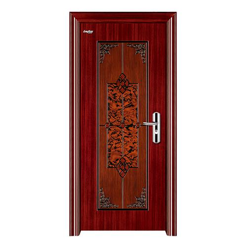 Steel interior door -lanting interior door