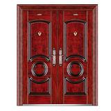 Steel interior door  -longyun two open