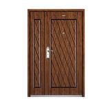 Steel wood armored door -LY-C-13