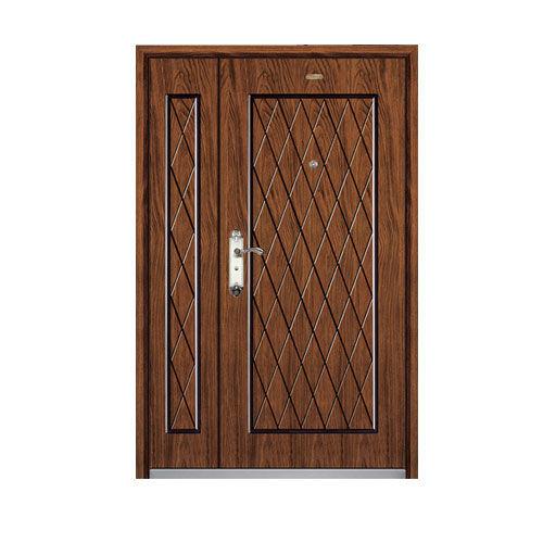 Steel wood armored door-LY-C-13
