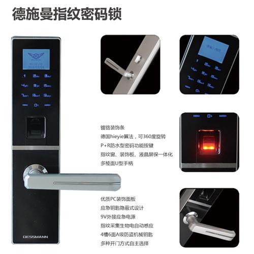 DESSMANN-Fingerprint locks