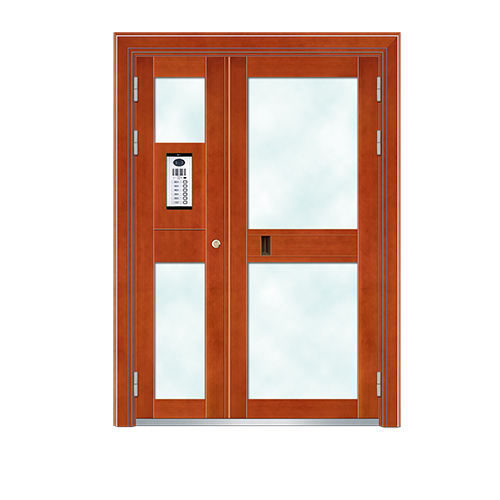 Building door-6023A(Imitation copper Splicing door)
