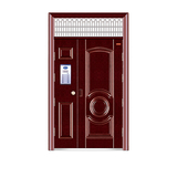 Non standard door -LY-12-020 longyun (Red metallic paint)