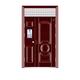 Non standard door-LY-12-020 longyun (Red metallic paint)