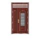 Non standard door-LY-12-025 Steel door in door