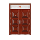Non standard door-Imitation copper  LY-12-008 longrun