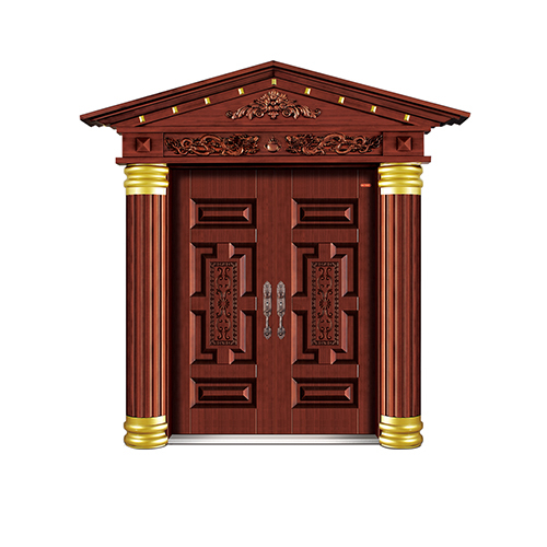 Non standard door-Simulation of copper  LY-12-001 shengshironhua