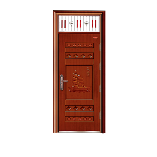 Non standard door-LY-12-017yifangfenshun(Imitation copper )