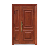 Security doors -BPZ-002-(A Class)--summer oak