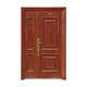 Security doors-BPZ-002-(A Class)--summer oak