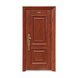 Security doors -BP-002-(A Class)--summer oak