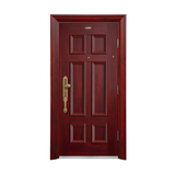 Security doors -BP-001-(A Class)--Red oak