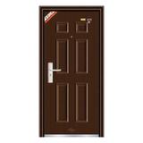 Steel fire door-MX-011-G