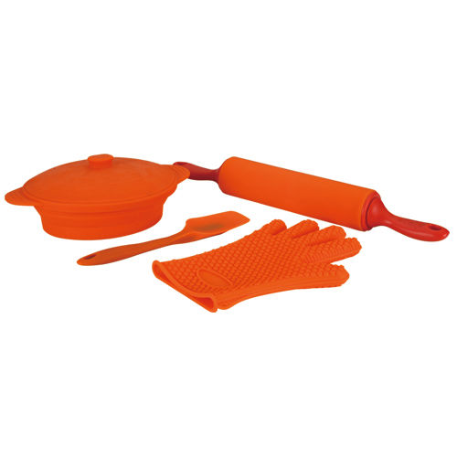 Silicone Kitchen Utensils -