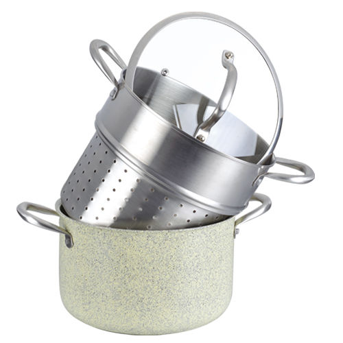 3PCS Pasta Cooker set-U114AK-03