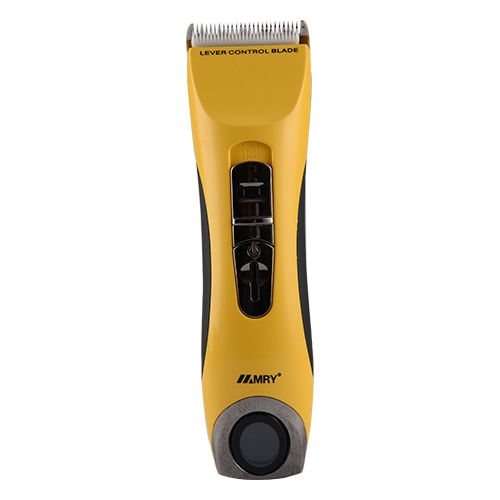 RECHARGEABLE HAIR CLIPPER AERIES-MR-609-YELLOW