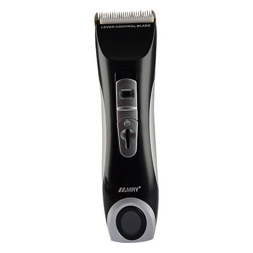 RECHARGEABLE HAIR CLIPPER AERIES-MR-609-BLACK