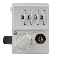 Mechanical combination lock cabinet lock-C500