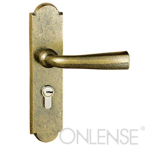 Bronze door lock -BC0411BB