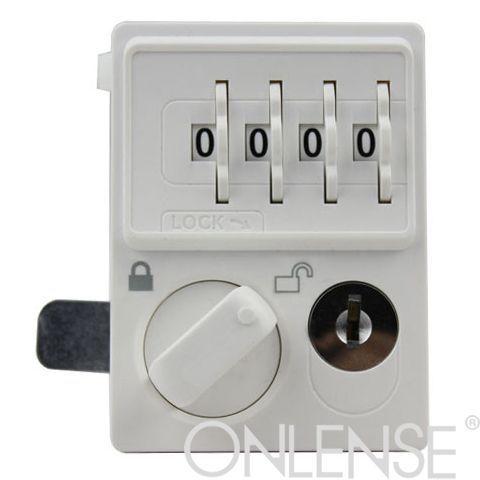 Mechanical password cabinet lock-C500