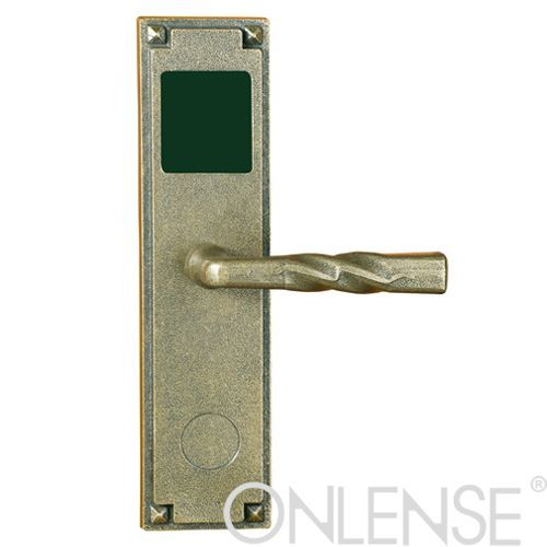 Pure copper door lock-9704RFBB