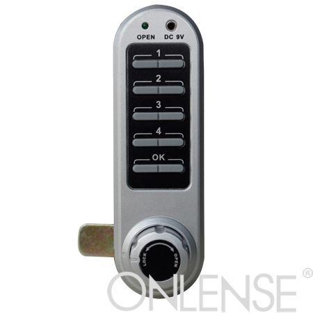 keyless cabinet lock M600-M600