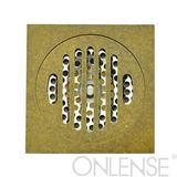All brass floor drain -BD01OB