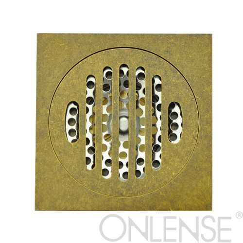 All brass floor drain-BD01OB